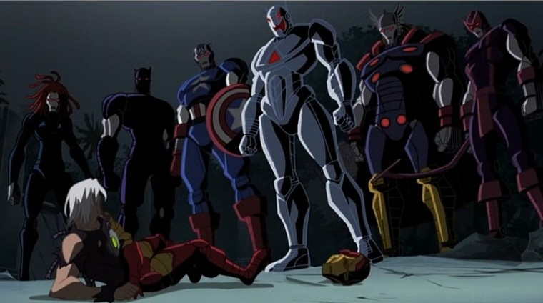 Iron Avengers (Earth-555326)/Gallery