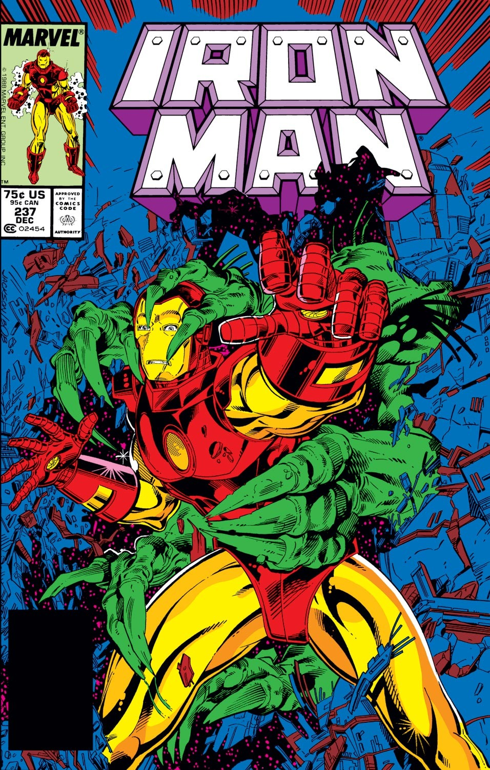 Iron Man Vol 1 237