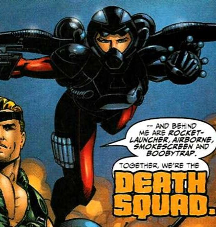 Airborne (Death Squad) (Earth-616)