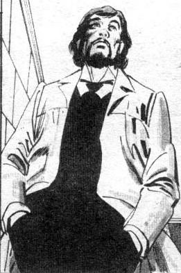 John Seward (Earth-616)