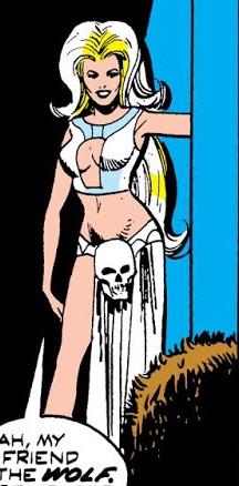 Ma Mayhem (Earth-616)