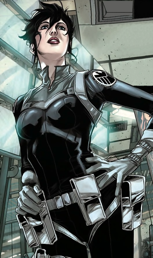 Maria Hill (Earth-616)