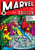 Marvel Mystery Comics Vol 1 6