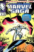 Marvel Saga the Official History of the Marvel Universe Vol 1 25