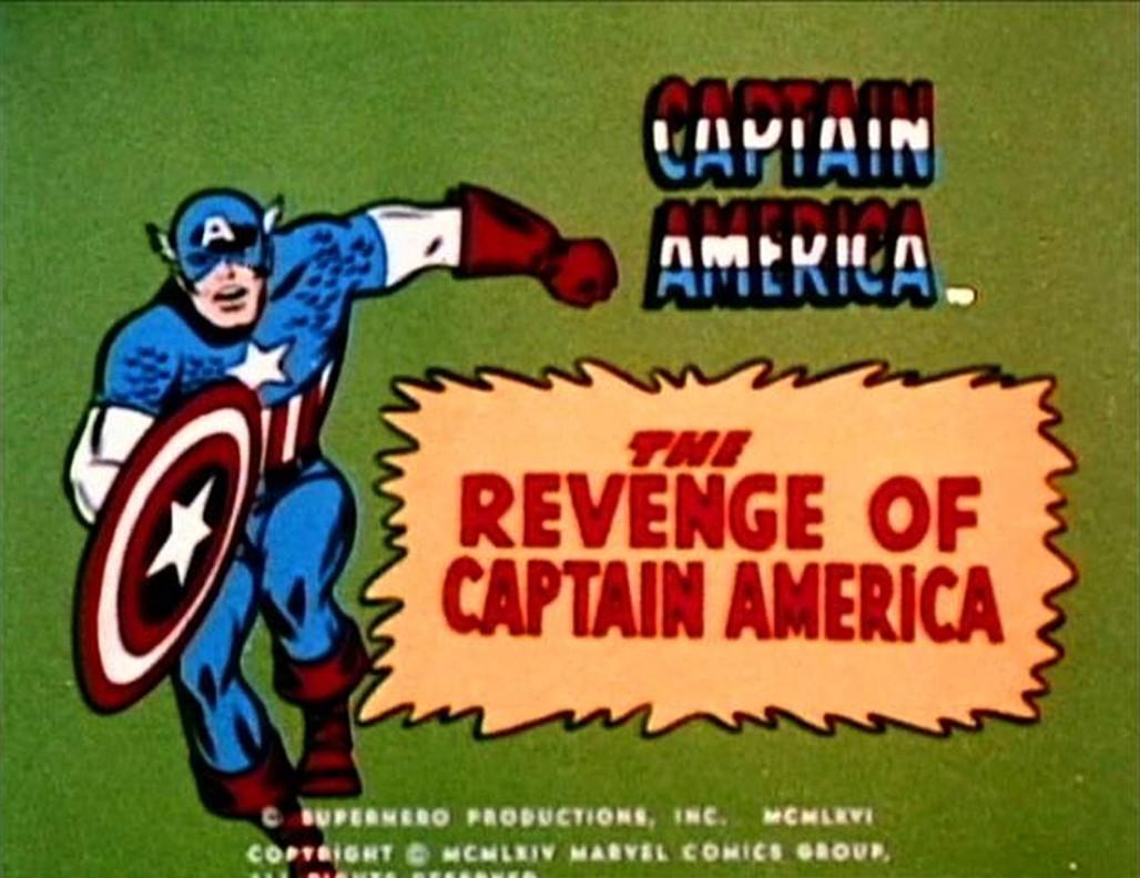 Marvel Superheroes: Captain America Season 1 4