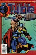 Marvels Comics Group Thor Vol 1 1