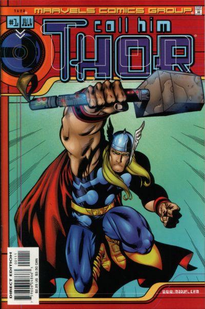 Marvels Comics: Thor Vol 1 1