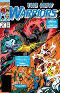 New Warriors Vol 1 8