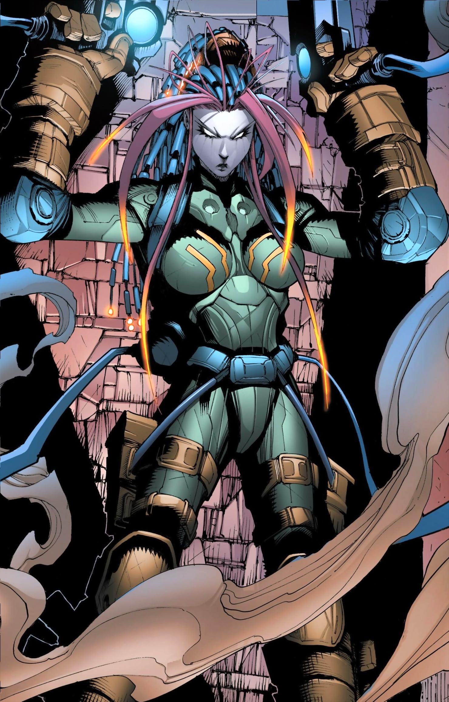 Nicholette Gold (Earth-691) from Guardians 3000 Vol 1 4 001.png