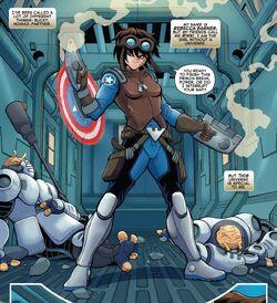 Rebecca Barnes (Heroes Reborn) (Earth-616) from Future Foundation Vol 1 2 001.jpg