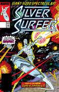 Silver Surfer Vol 3 25