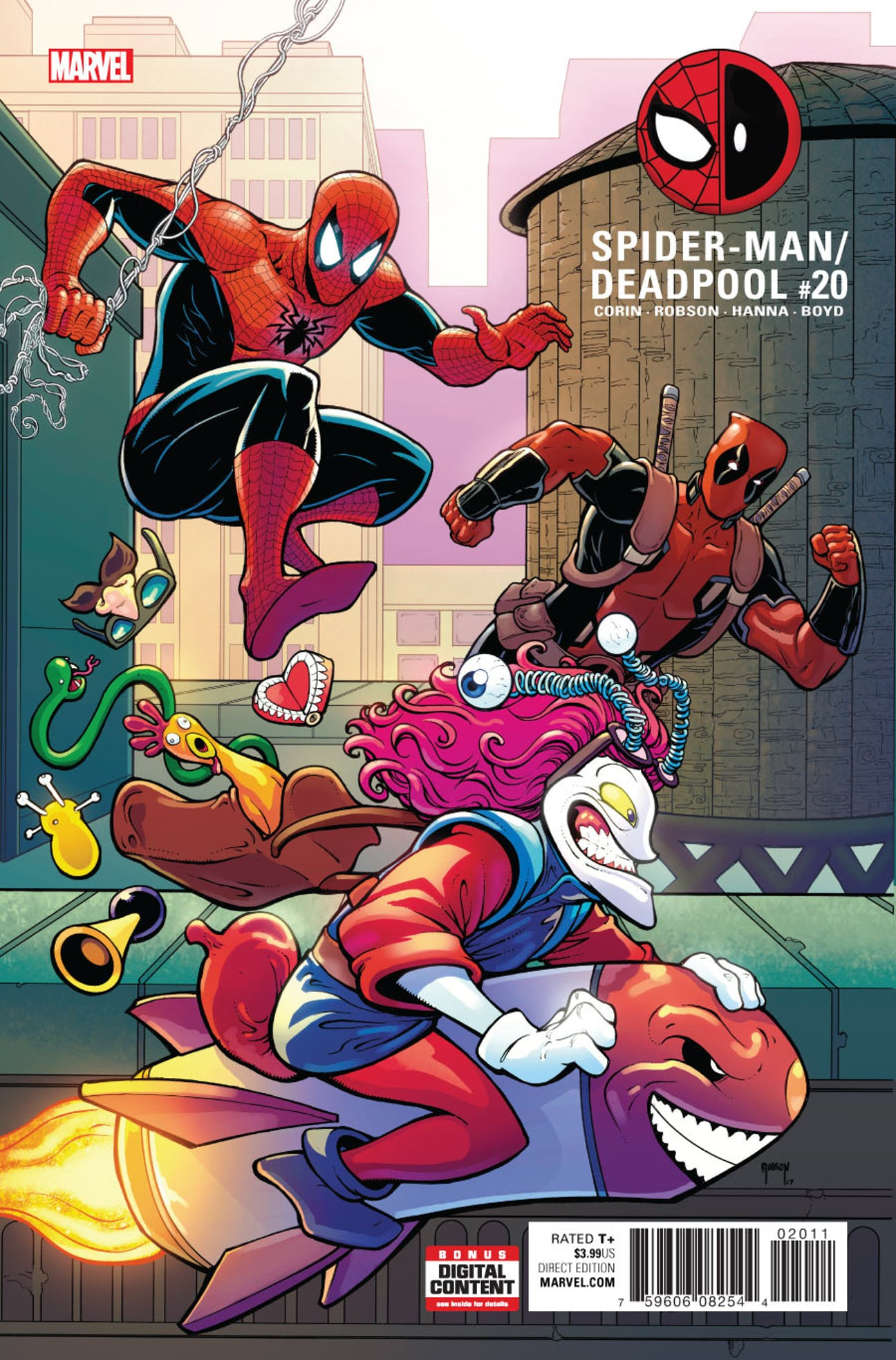 Spider-Man/Deadpool Vol 1 20