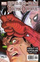 Spider-Man Doctor Octopus Negative Exposure Vol 1 4