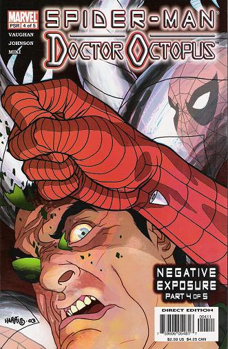 Spider-Man/Doctor Octopus: Negative Exposure Vol 1 4