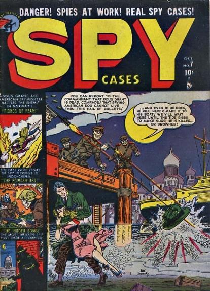 Spy Cases Vol 1 7