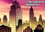 Stane Corporation Headquarters from Ultimate Iron Man Vol 1 1 001.jpg