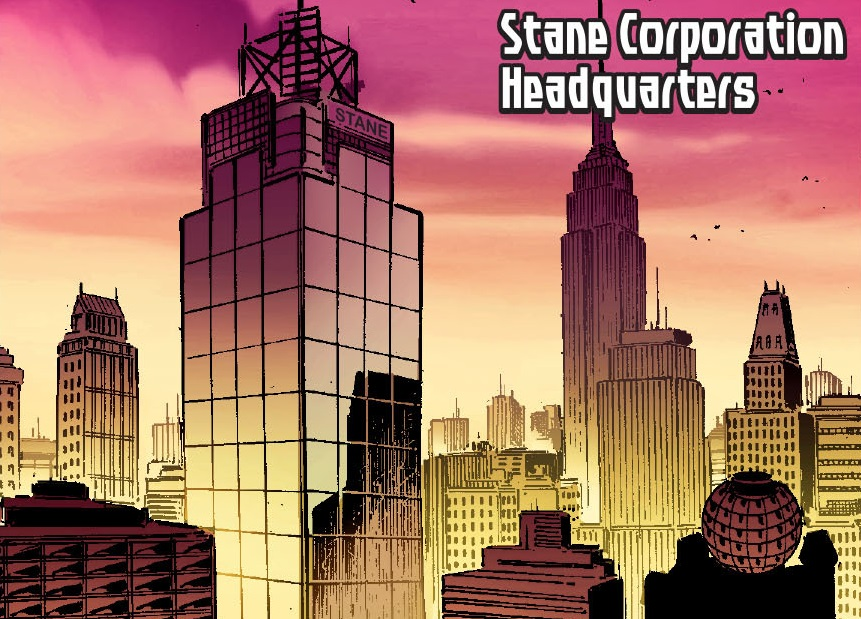 Stane Corporation (Earth-55921)