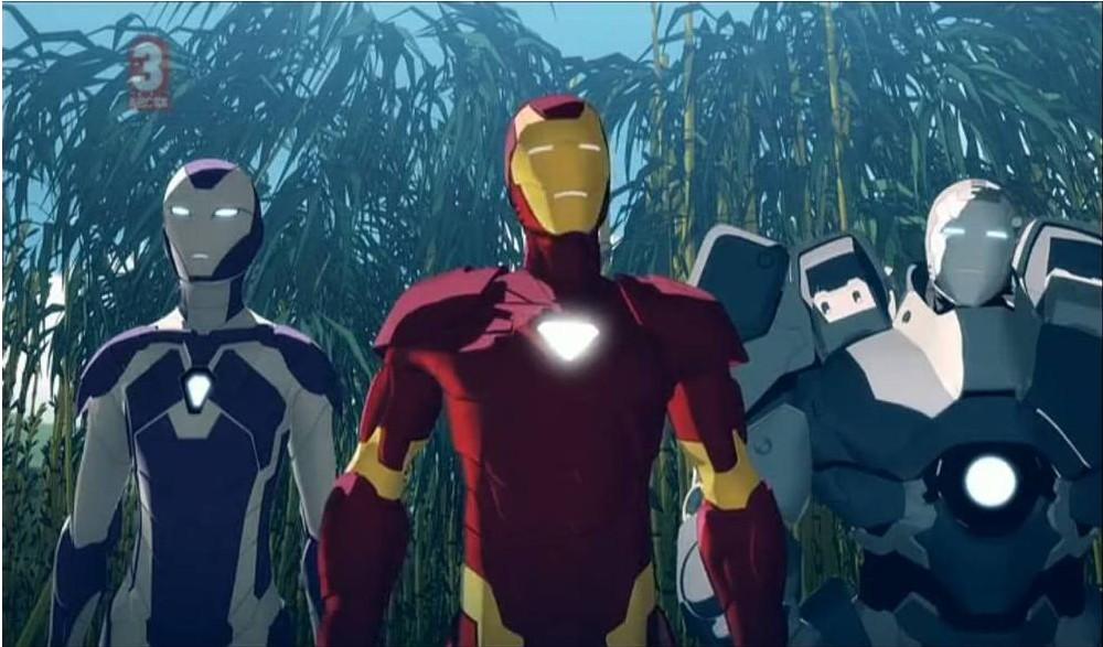 Team Iron Man (Earth-904913)/Gallery