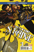 Timely Comics Doctor Strange Vol 1 1