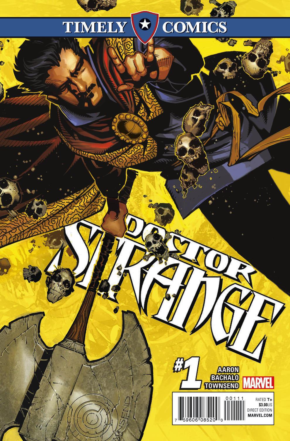 Timely Comics: Doctor Strange Vol 1