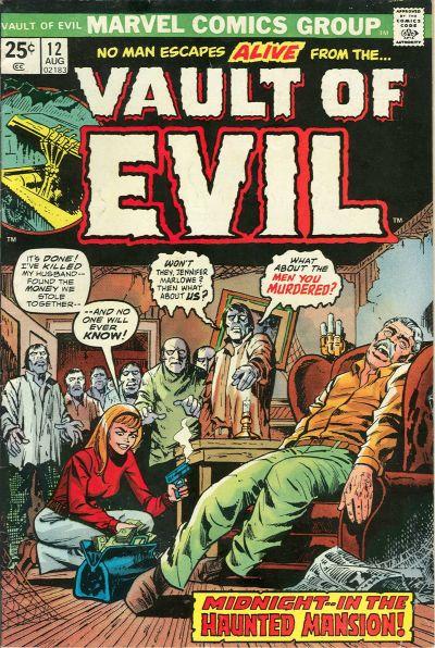 Vault of Evil Vol 1 12