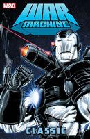 War Machine Classic TPB Vol 1 1