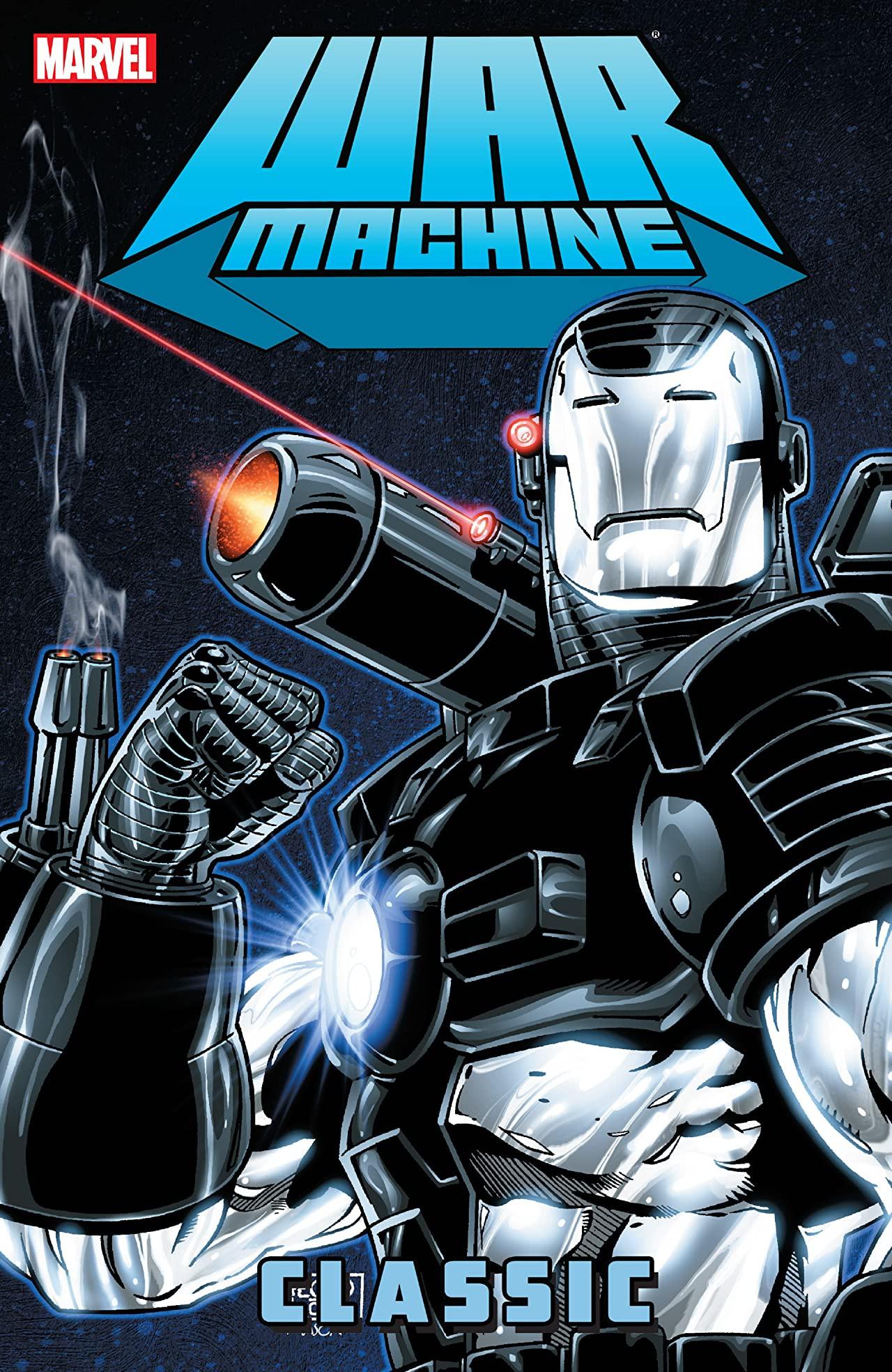 War Machine Classic TPB Vol 1