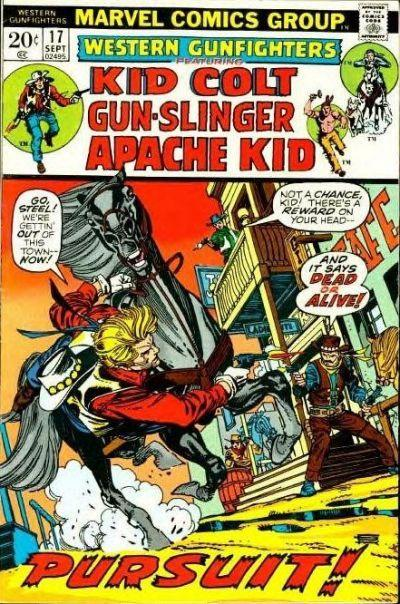 Western Gunfighters Vol 2 17