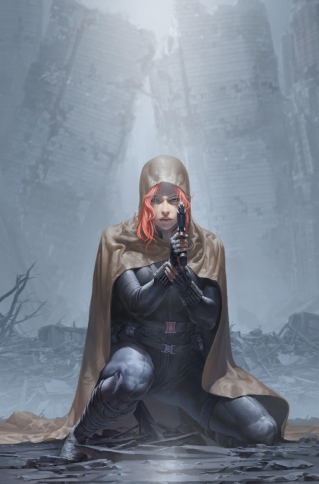 Natalia Romanova (Earth-61112)