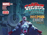 All-New Captain America Special Vol 1 1