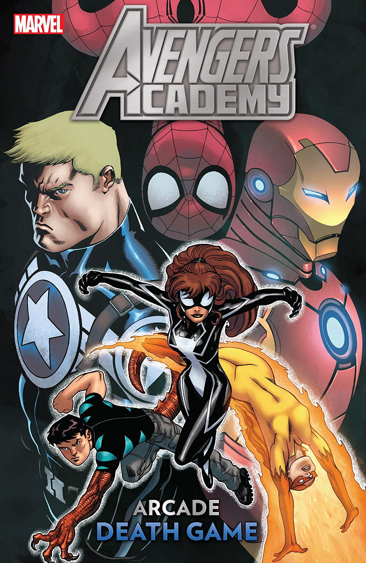 Avengers Academy: Arcade Death Game TPB Vol 1 1