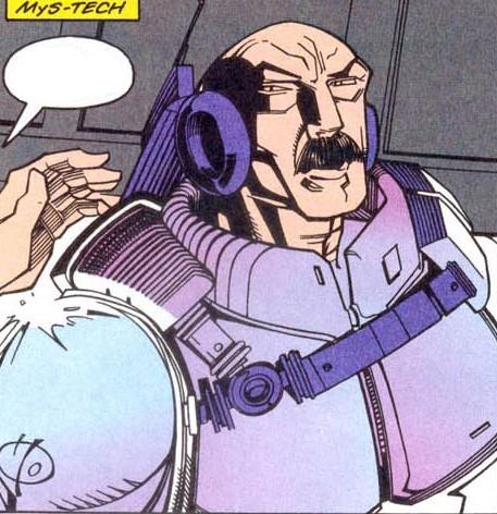 Chief Baxter (Earth-616)