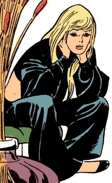Beverly Dayton (Earth-616)