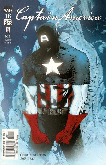 Captain America Vol 4 16