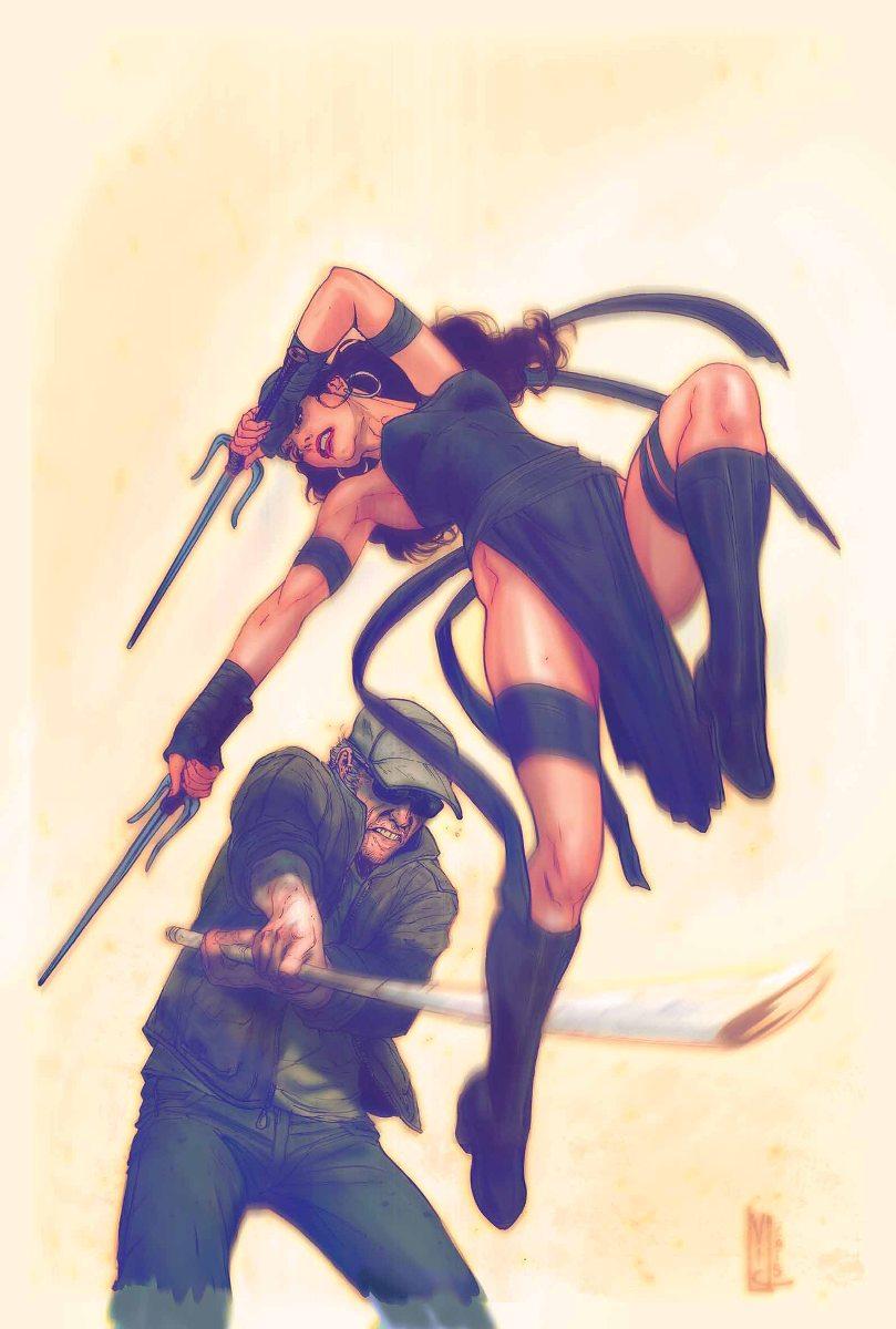 Elektra Natchios (Earth-TRN791)