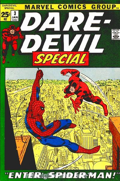 Daredevil Annual Vol 1 3