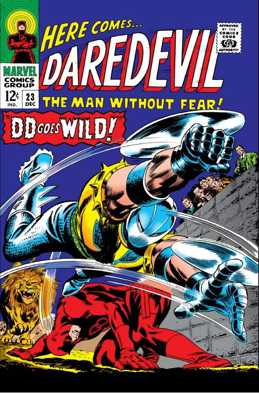 Daredevil Vol 1 23