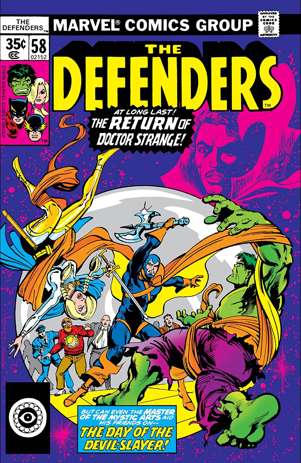 Defenders Vol 1 58