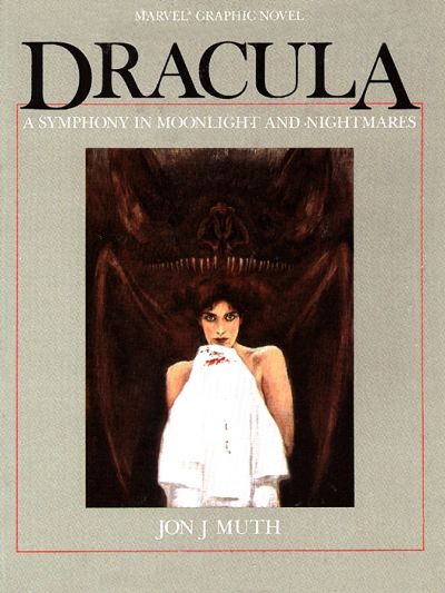 Dracula — A Symphony in Moonlight and Nightmares Vol 1 1