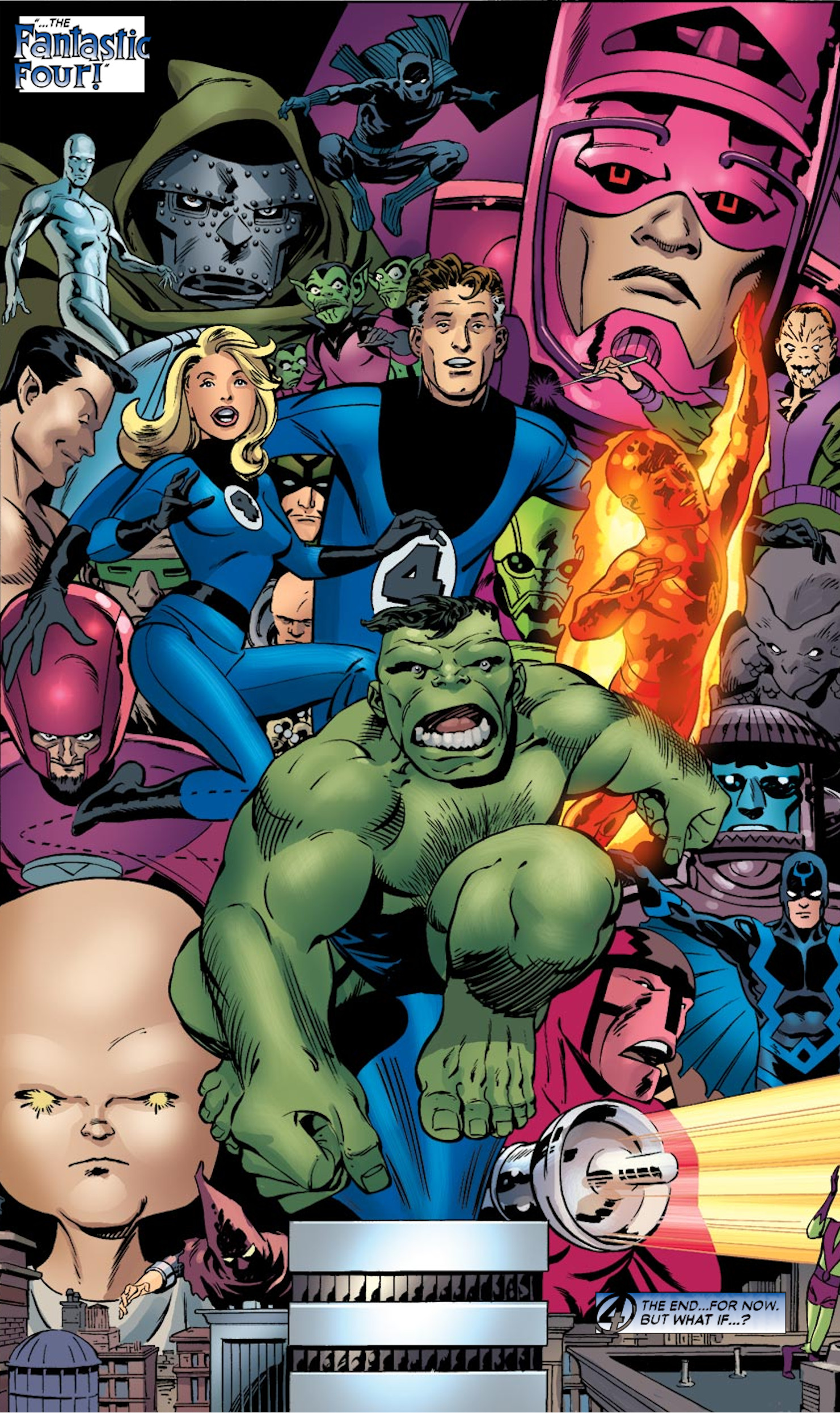 Fantastic Four (Earth-523003)/Gallery