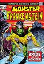 Frankenstein Vol 1 2