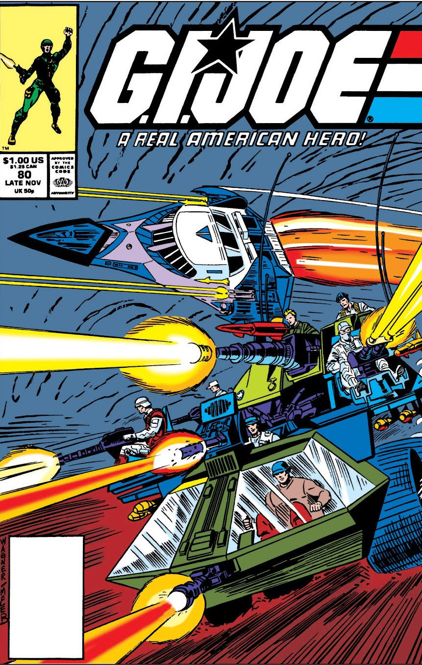 G.I. Joe: A Real American Hero Vol 1 80