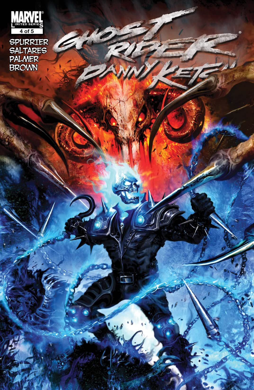 Ghost Rider: Danny Ketch Vol 1 4