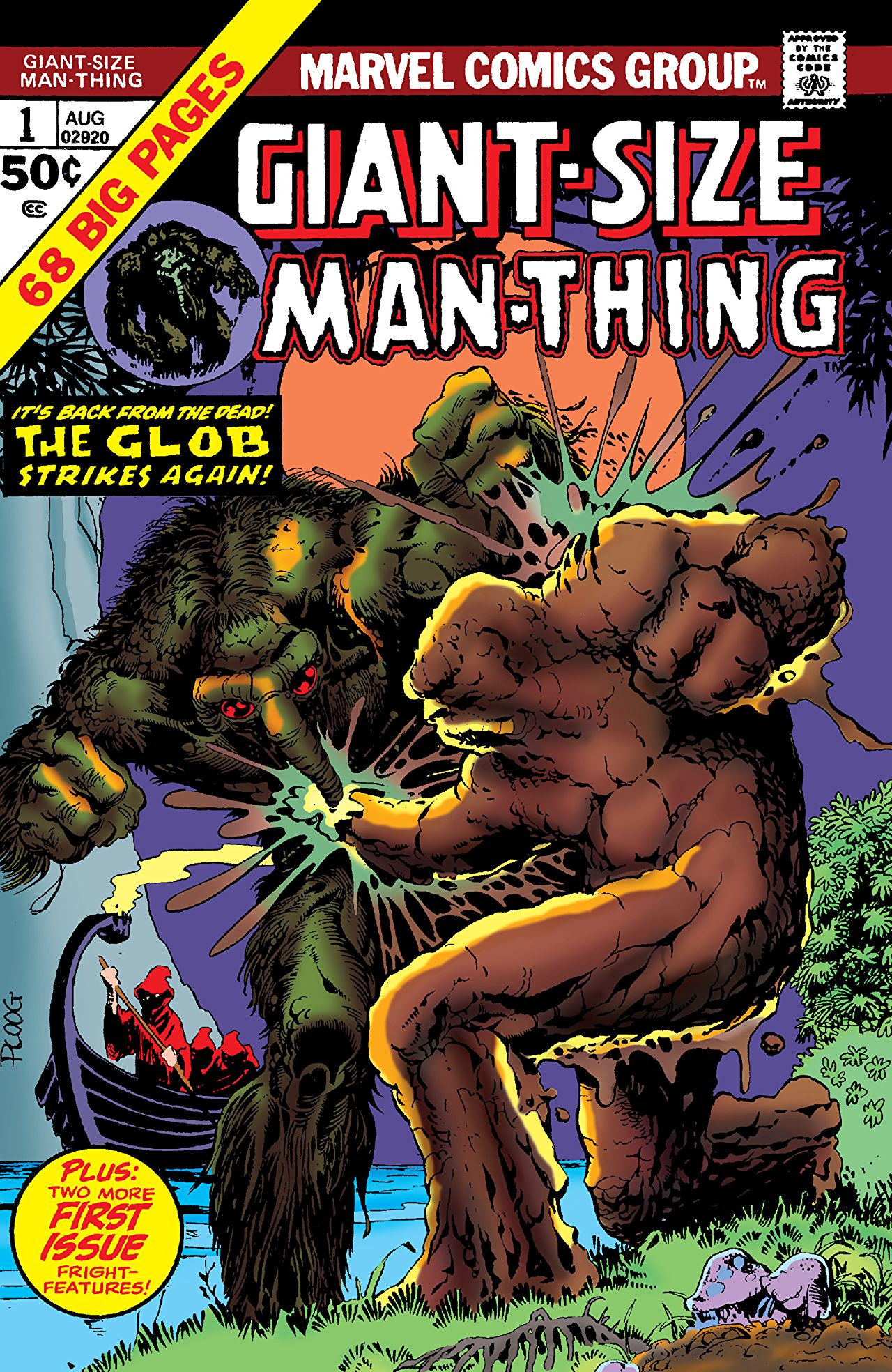 Giant-Size Man-Thing Vol 1