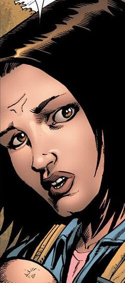 Gina Mulligan (Earth-616) from Toxin Vol 1 3 0001.jpg