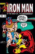 Iron Man Vol 1 181