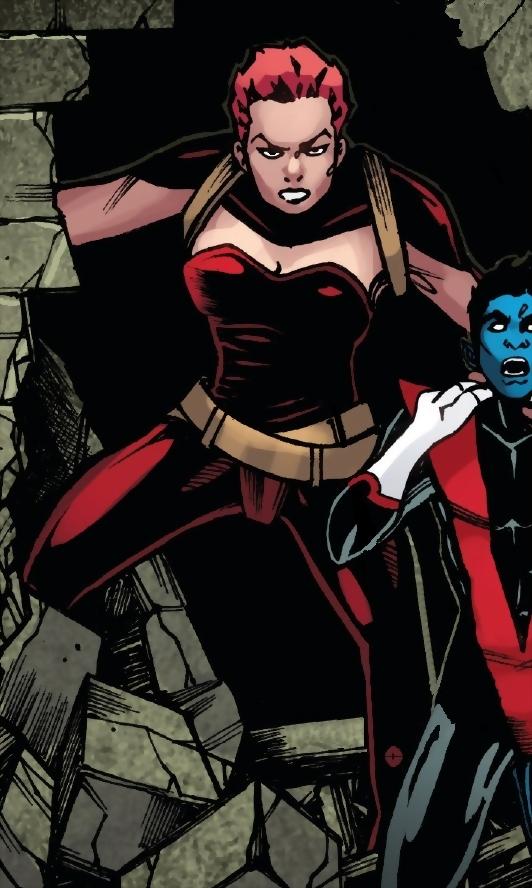 Katrina van Horn (Earth-616)