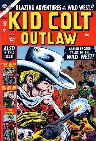 Kid Colt Outlaw Vol 1 28