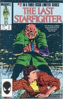 Last Starfighter Vol 1 2