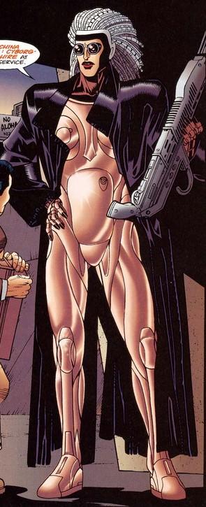 Machina Jones (Earth-928)